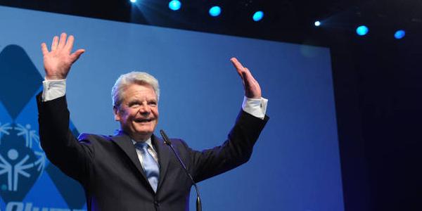 Joachim Gauck. (Foto: SOD/ Juri Reetz)