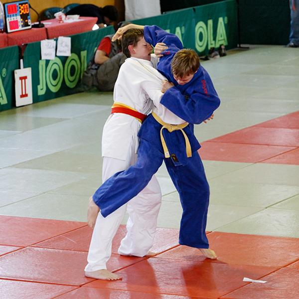 Sportart Judo. (Foto: SOD)