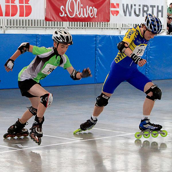 Sportart Roller Skating. (Foto: SOD/ Julia Krüger)