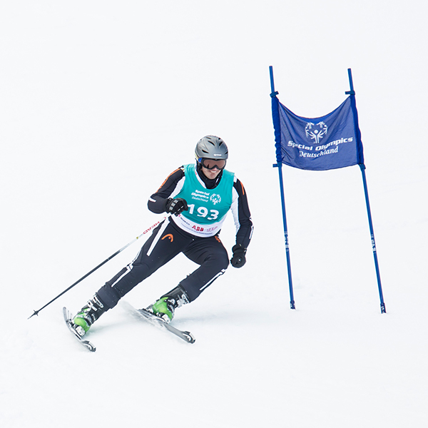 Sportart Ski Alpin. (Foto: SOD/ Stefan Holtzem)