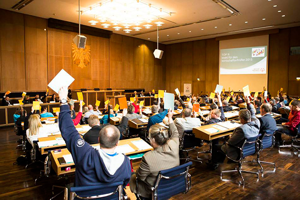 Jeder kann bei Special Olympics Deutschland mitmachen. (Foto: SOD/Stefan Holtzem)