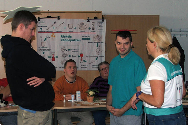 Im Gesundheits-Programm gibt es viele Schulungen. (Foto: SOD)