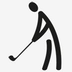 Zeichen für Golf