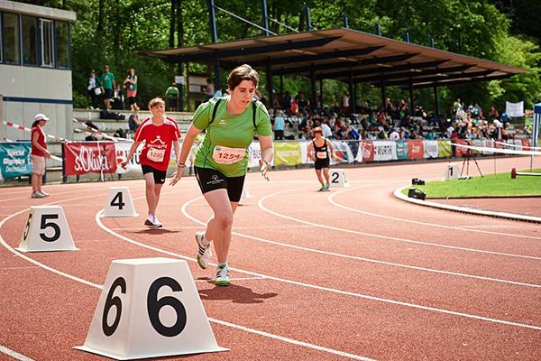 Bei den Nationalen Spielen gibt es viele Wettbewerbe. (Foto: SOD/ Tom Gonsior)