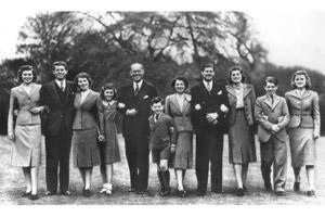 Die Familie Kennedy. (Foto: SOI)