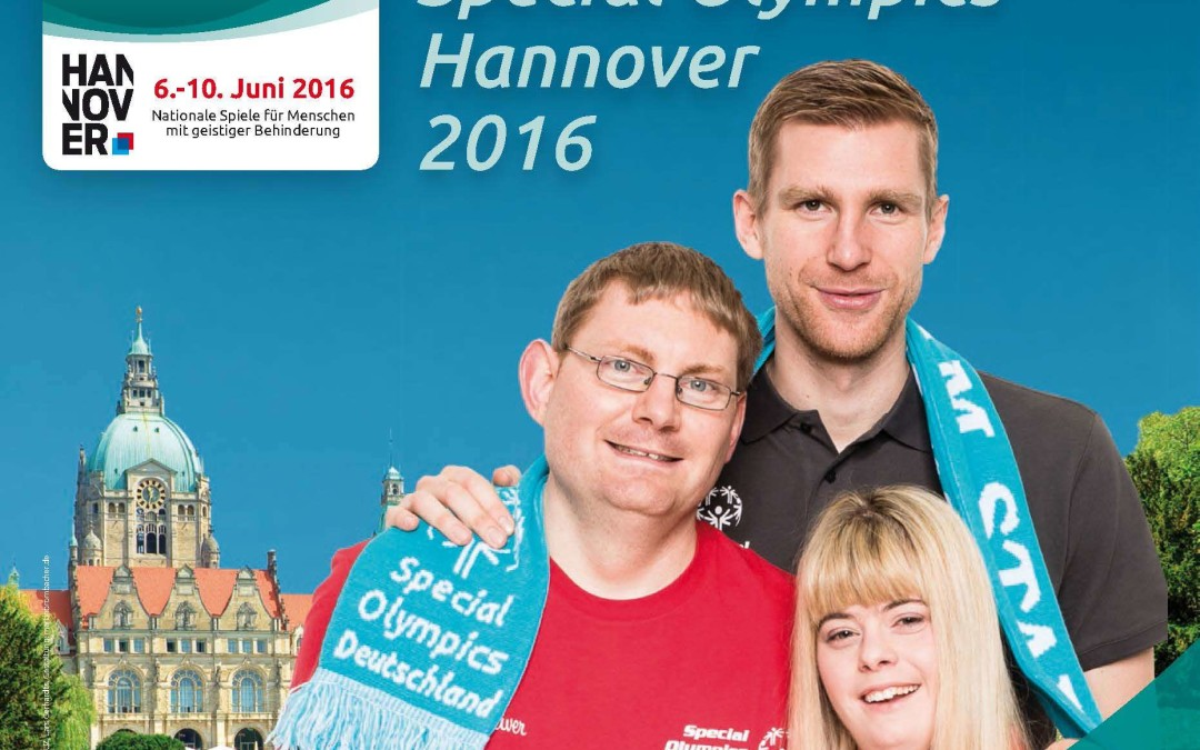 Special Olympics Hannover 2016
