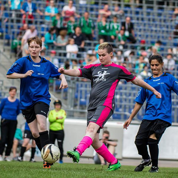 Kiel 2018 Anmeldung Fußball und Segeln