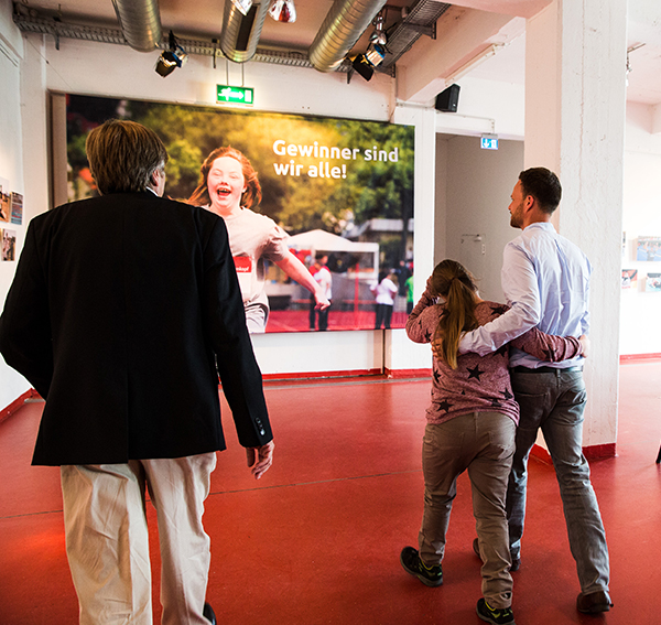 Foto-Ausstellung Special Olympics