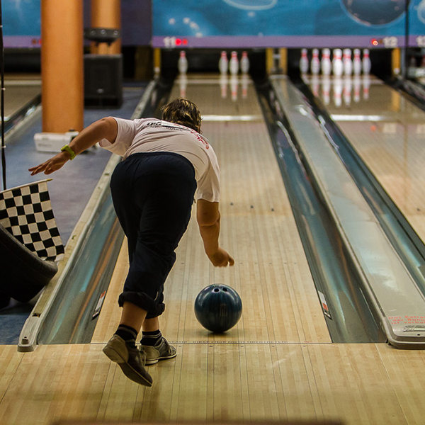 Sportart Bowling. (Foto: SOD/ Stefan Holtzem)