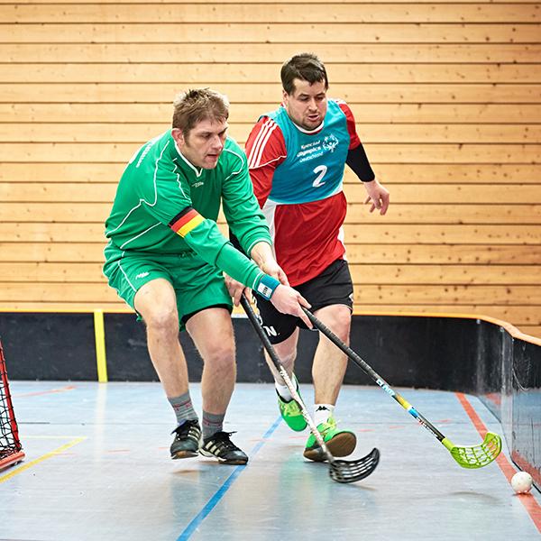 Sportart Floorball. (Foto: SOD/ Tom Gonsior)