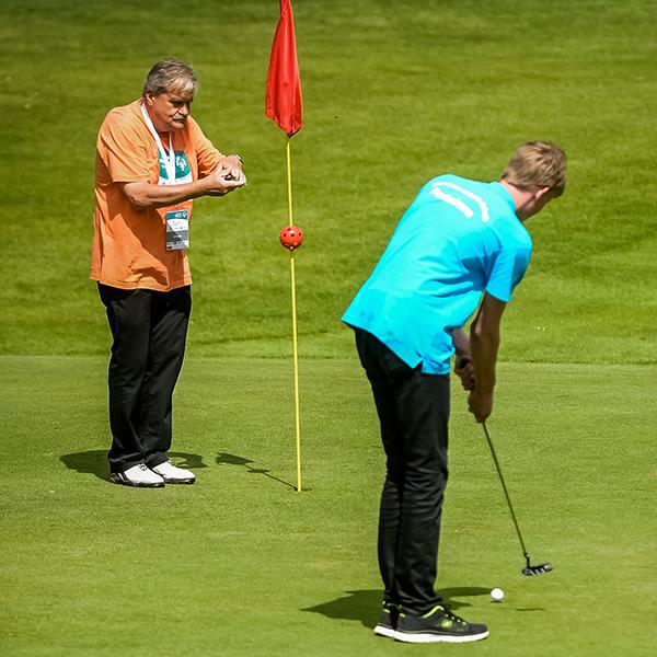 Sportart Golf. (Foto: SOD/ Andreas Endermann)