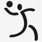 Zeichen für Handball