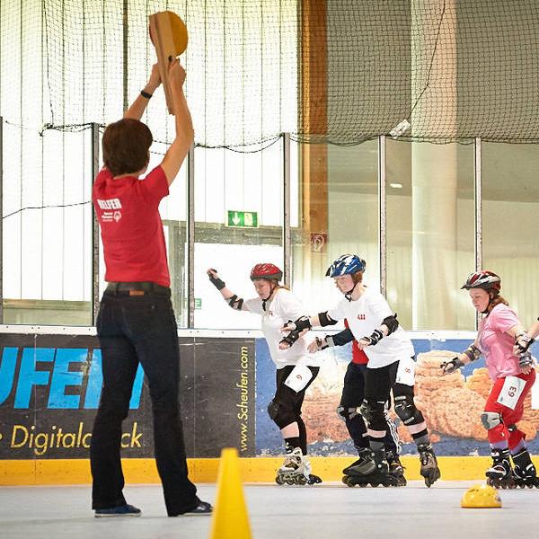 Sport-Angebote und Regeln