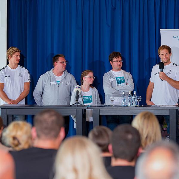 Kiel 2018:   Gesichter der Spiele