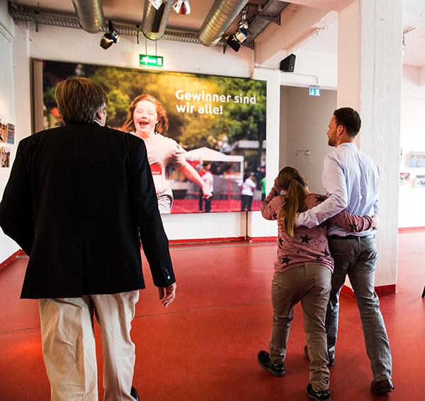 Foto-Ausstellung Special Olympics