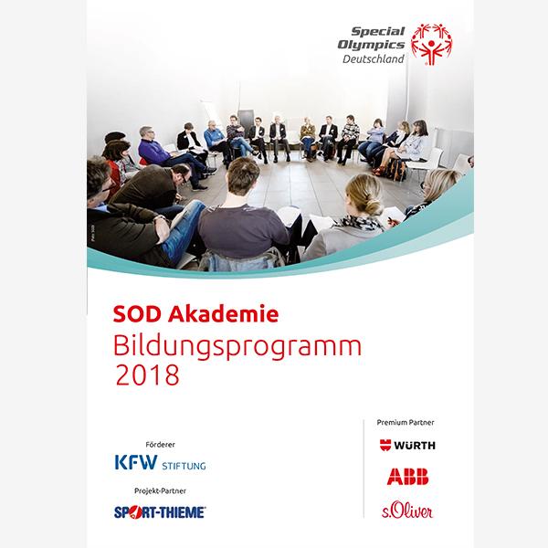 Foto vom Bildungs-Programm 2018