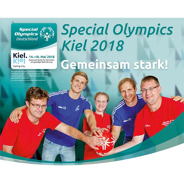 Rückblick: Special Olympics Kiel 2018