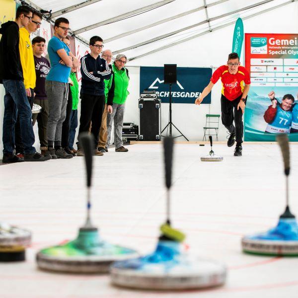 Sportart Badminton. (Foto: SOD/ Tom Gonsior)